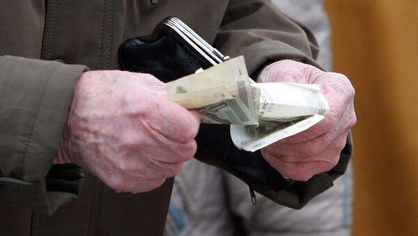 Los rusos pierden la esperanza de hacerse ricos, indica un estudio - Sputnik Mundo