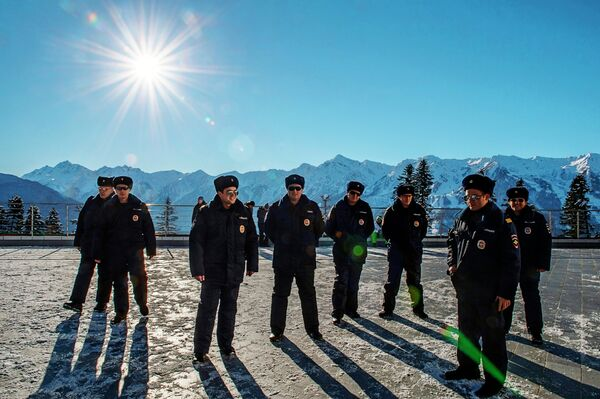Sochi 2014, la Olimpiada blindada - Sputnik Mundo
