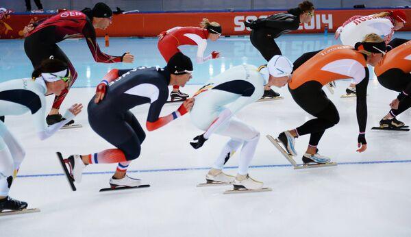 Lo mejor de los entrenamientos preolímpicos en Sochi - Sputnik Mundo