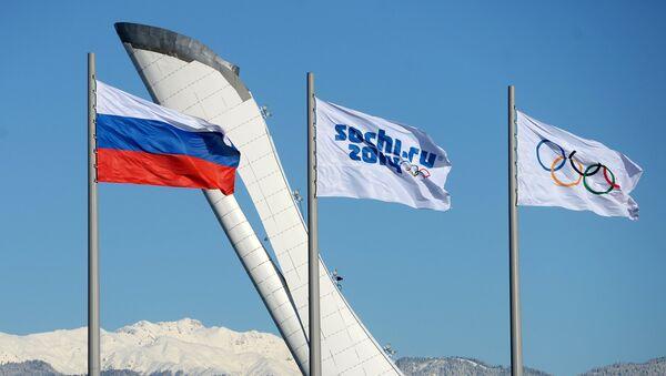 JJOO en Sochi (archivo) - Sputnik Mundo