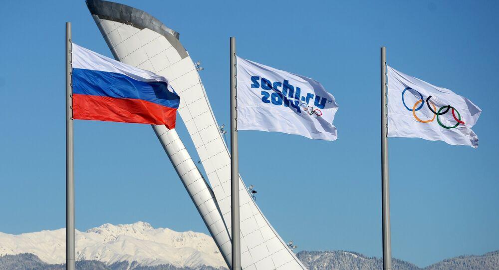 JJOO en Sochi (archivo)