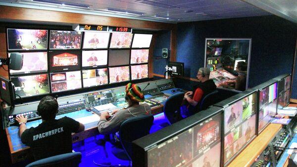 Sochi 2014 contará con la mejor imagen de televisión de la historia olímpica - Sputnik Mundo