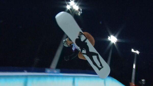 Cortesía de Panorama. Imágenes tomadas en las competiciones de prueba en Sochi - Sputnik Mundo