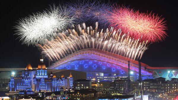 Ceremonia de apertura de los JJOO de Sochi 2014 - Sputnik Mundo