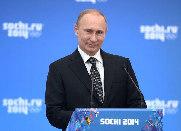 Aumenta el grado de aprobación de Putin entre los rusos - Sputnik Mundo