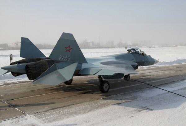 T-50 - Sputnik Mundo