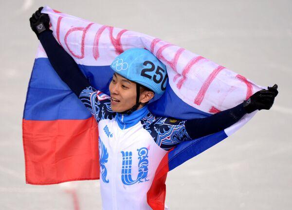 Medallistas de la decimocuarta jornada de Sochi 2014 - Sputnik Mundo