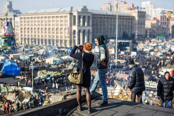 Moscú tilda de 'censura política' la prohibición de entrada en Ucrania a prensa rusa - Sputnik Mundo