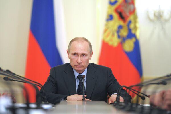 Putin: Las relaciones con EEUU son más importantes que diferencias puntuales - Sputnik Mundo