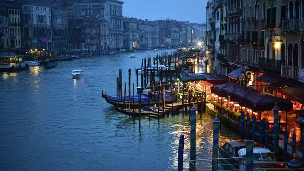 Venecia, Italia - Sputnik Mundo