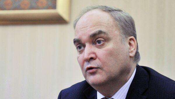 Anatoli Antónov, vicetitular de Ministerio de Defensa de Rusia - Sputnik Mundo
