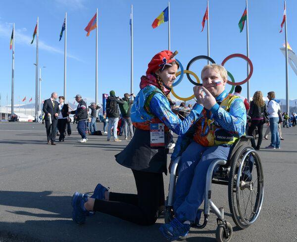 Sochi 2014 - Sputnik Mundo