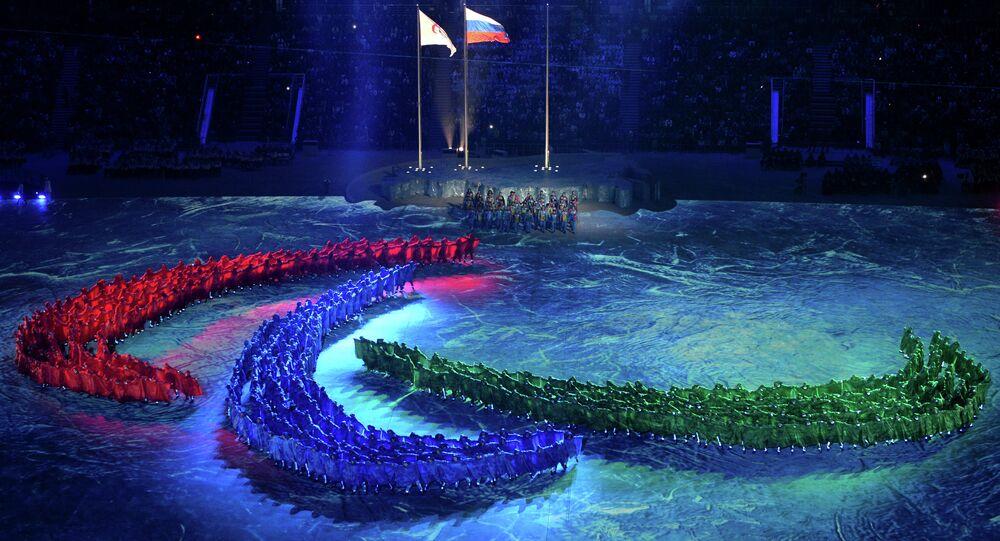 Ceremonia de clausura de los Juegos Paralímpicos de Sochi 2014