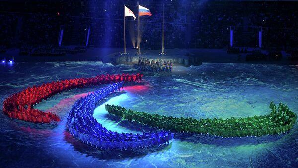 Ceremonia de clausura de los Juegos Paralímpicos de Sochi 2014 - Sputnik Mundo