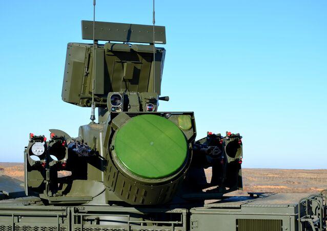 Sistema antiaéreo Pantsir-S