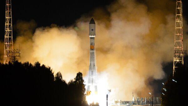 Lanzamiento de un cohete desde el cosmódromo de Plesetsk - Sputnik Mundo