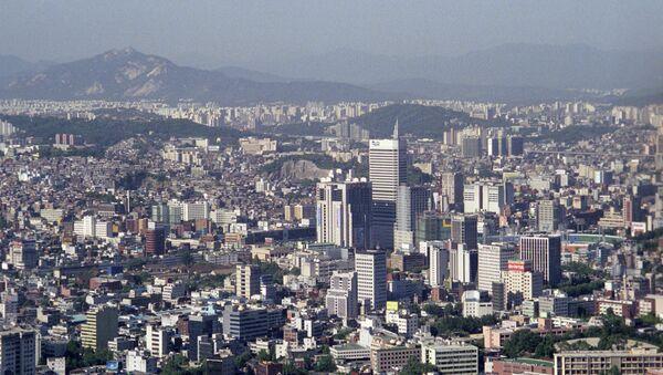 Representante de EEUU arriba a Seúl para discutir sanciones contra Rusia - Sputnik Mundo