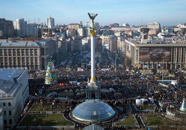 Experto predice una rebelión de los hambrientos en Ucrania tras la subida del gas - Sputnik Mundo