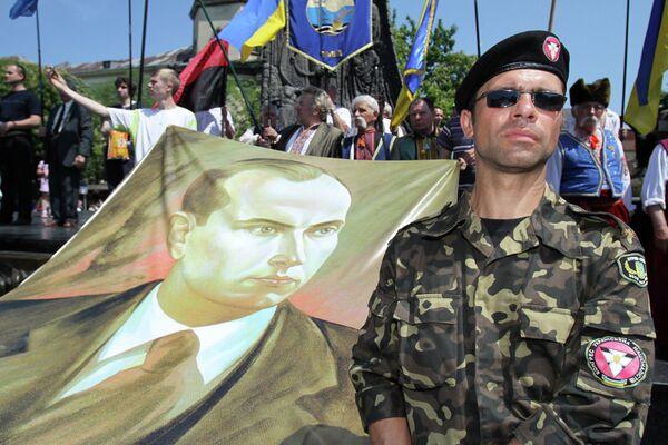Rusia desclasifica archivos de guerra sobre  crímenes de nacionalistas ucranianos - Sputnik Mundo