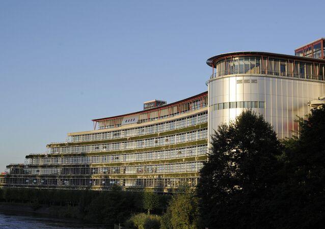 Sede del Tribunal Europeo de Derechos Humanos (archivo)