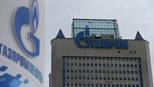 Gazprom - Sputnik Mundo