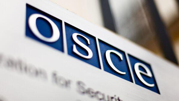 Organización para la Seguridad y la Cooperación en Europa - Sputnik Mundo