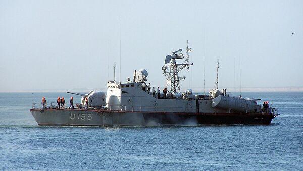 Lancha portamisiles Priluki de la Armada de Ucrania - Sputnik Mundo