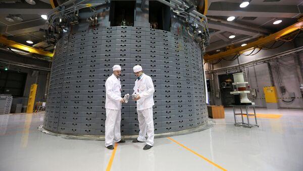 Instalación nuclear (Archivo) - Sputnik Mundo