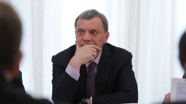 Yuri Borísov, viceministro de Defensa de Rusia - Sputnik Mundo