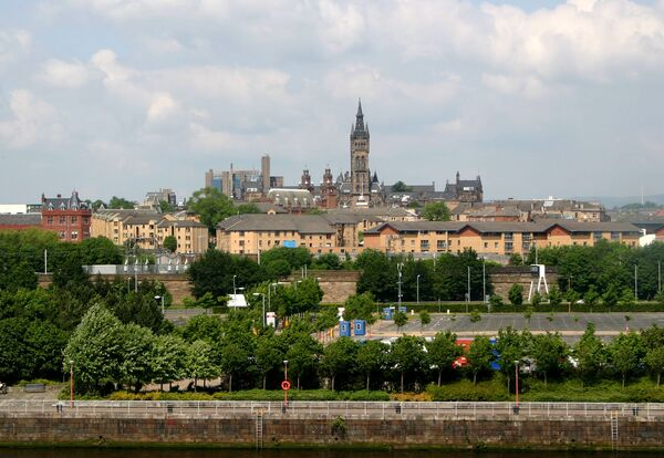 Glasgow, la mayor ciudad de Escocia - Sputnik Mundo