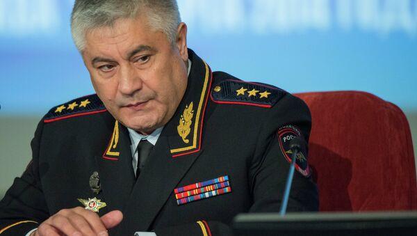 Vladímir Kolokóltsev, ministro del Interior ruso - Sputnik Mundo