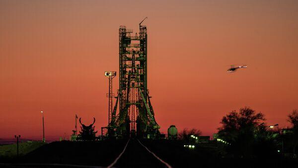 Cosmódromo de Baikonur - Sputnik Mundo
