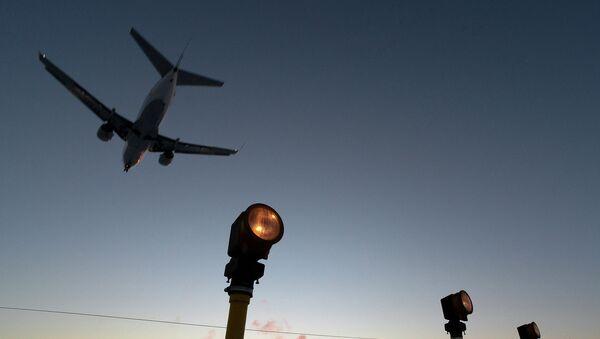 Aeropuerto de Vnúkovo (archivo) - Sputnik Mundo