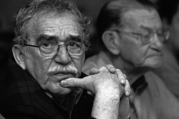 Márquez fue el último gran escritor del siglo - Sputnik Mundo