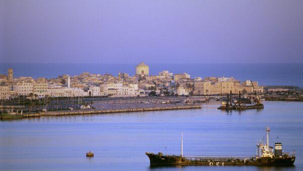 Trípoli, capital de Libia - Sputnik Mundo