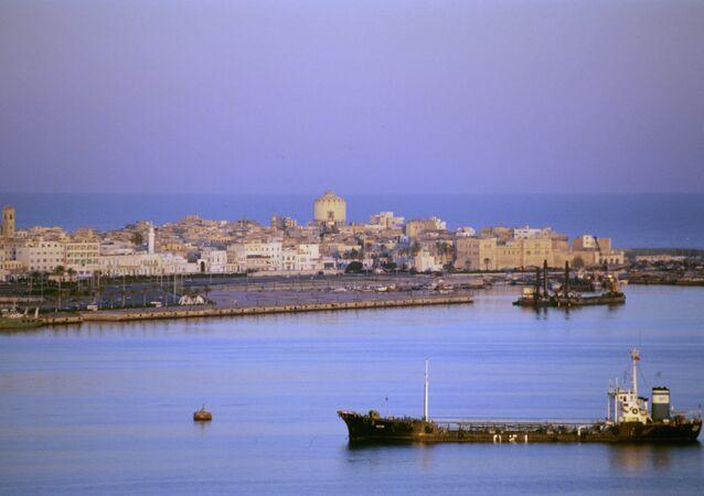 Trípoli, capital de Libia