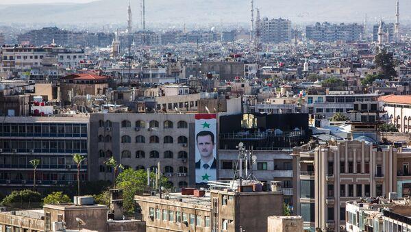 Damasco, Siria (archivo) - Sputnik Mundo