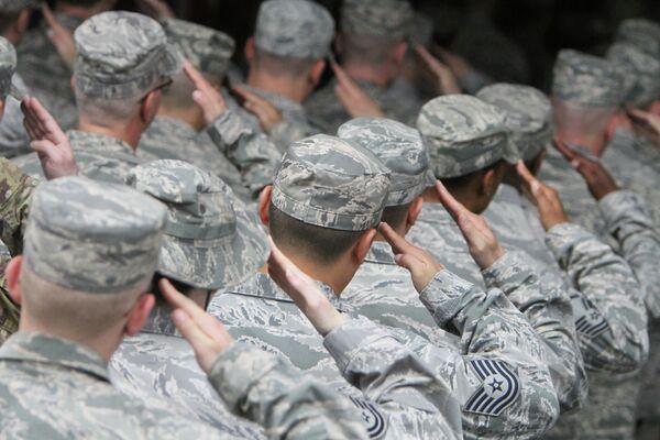 Estonia celebra la llegada de 150 militares estadounidenses a la base de Amari - Sputnik Mundo