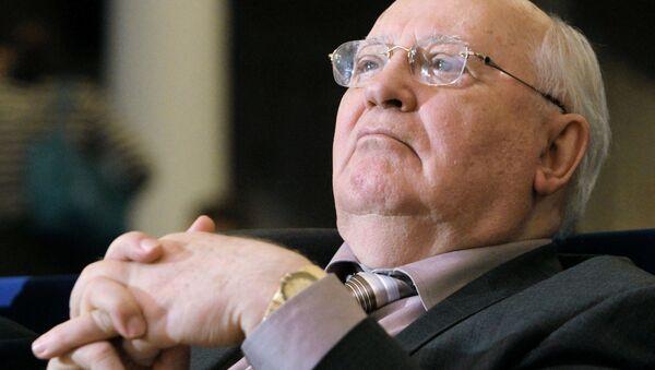 Mijaíl Gorbachov - Sputnik Mundo