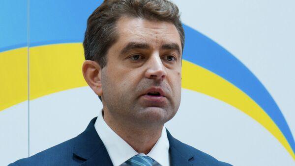 Evgueni Perebiynis, portavoz de la Cancillería de Ucrania - Sputnik Mundo