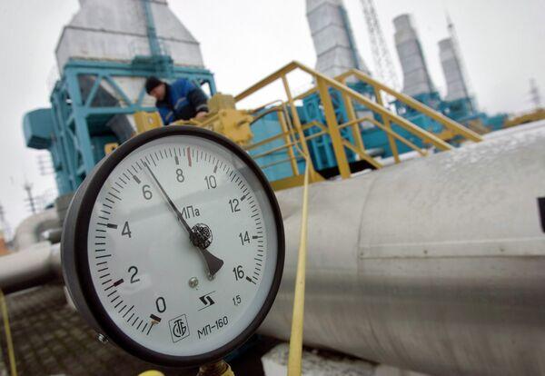 La Comisión Europea espera solucionar en mayo el suministro de gas ruso a Ucrania - Sputnik Mundo