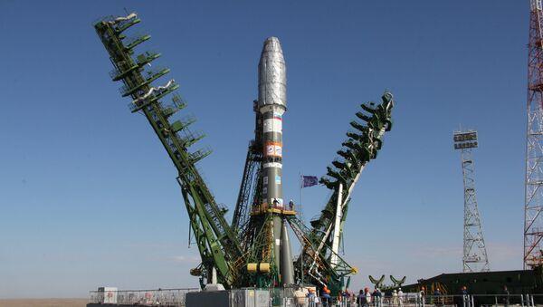 Cohete Soyuz 2.1a (archivo) - Sputnik Mundo