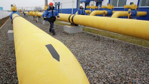 Rusia ha suministrado unos 400 millones de metros cúbicos de gas a Donbás, dice Novak - Sputnik Mundo