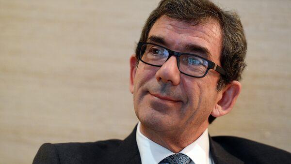 Jean-Maurice Ripert, embajador de Francia en Moscú - Sputnik Mundo