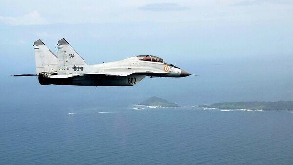 MiG-29K - Sputnik Mundo