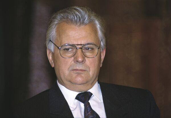 Leonid Kravchuk - Sputnik Mundo