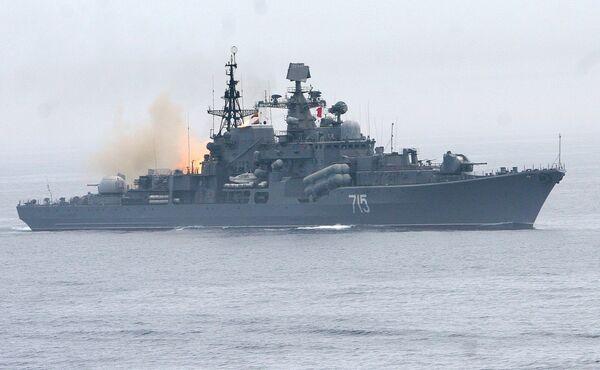 Los ejercicios Cooperación Naval 2014 - Sputnik Mundo