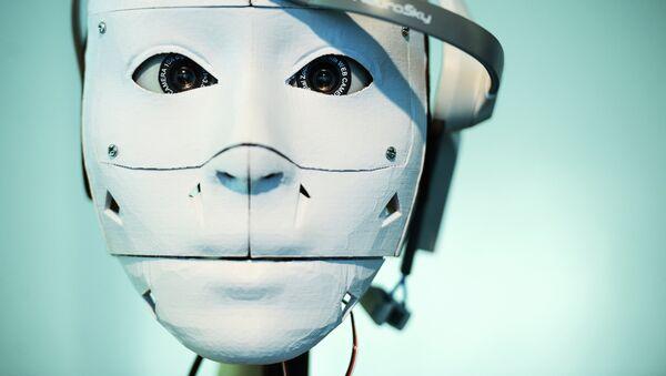 Un robot (archivo) - Sputnik Mundo