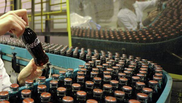 Coca-Cola abrirá una fábrica en Gaza antes de final de 2015 - Sputnik Mundo