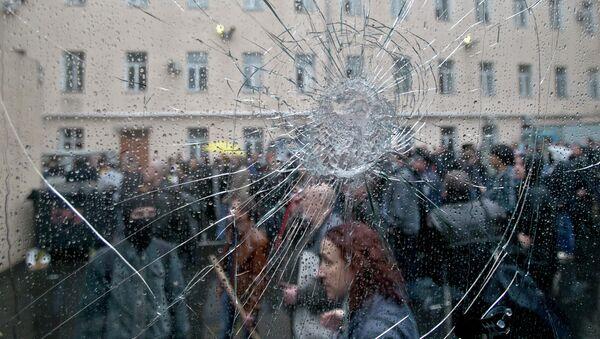 Ситуация в Одессе. 4 мая 2014 - Sputnik Mundo